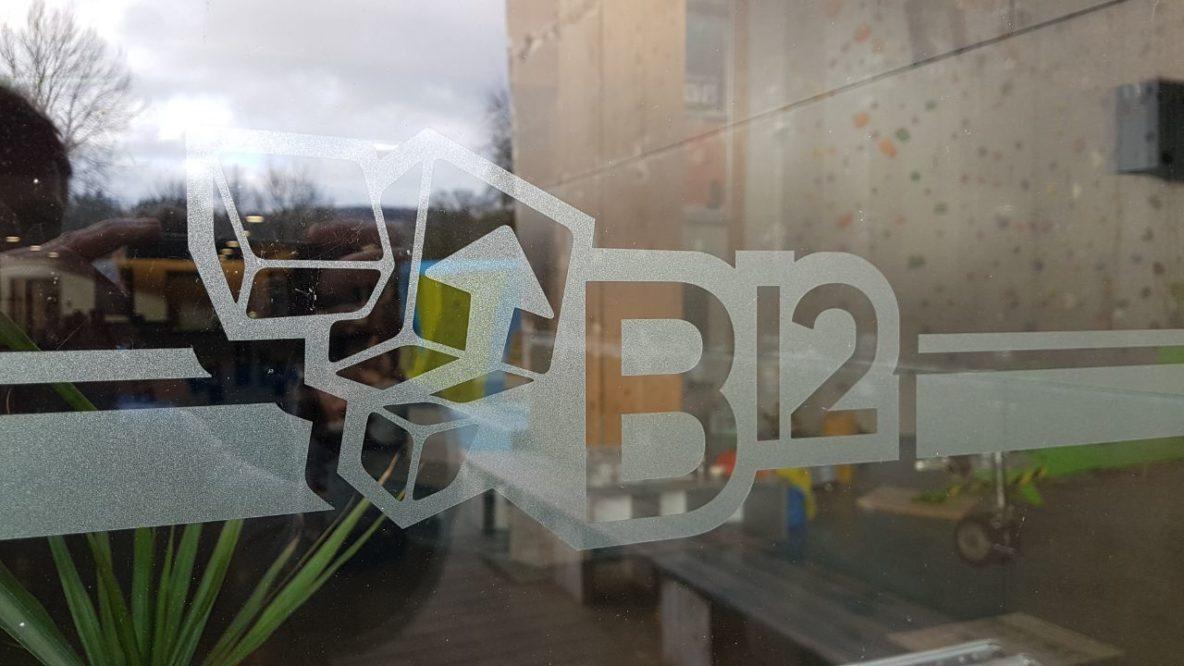 B12 DAV Boulderzentrum