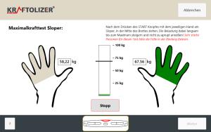 Kraftolizer Screenshot